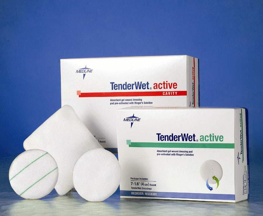 TenderWet Active Dressings