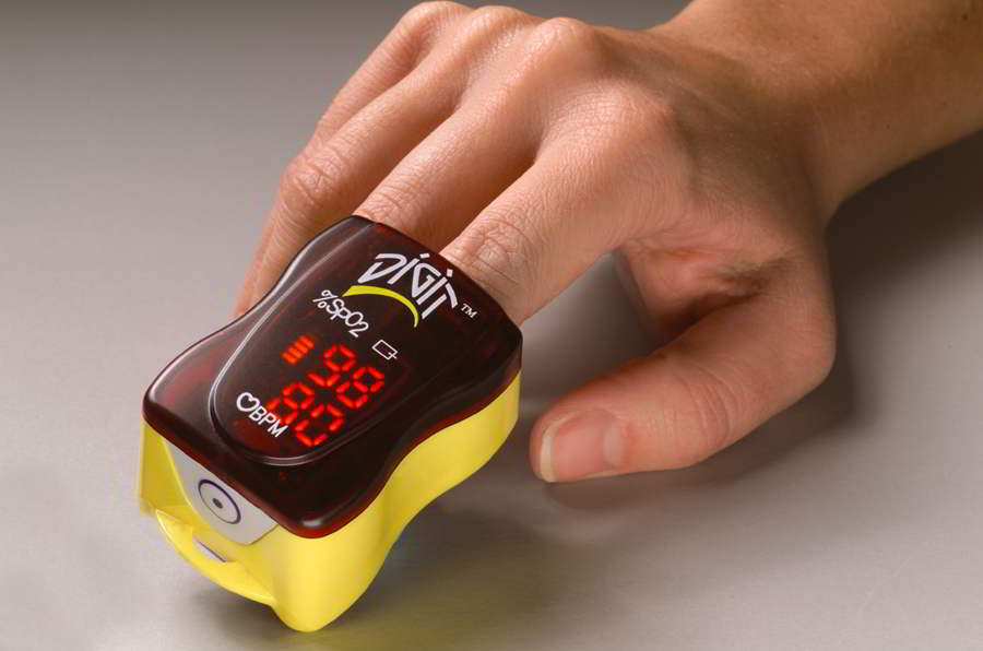 Digit Finger Oximeters