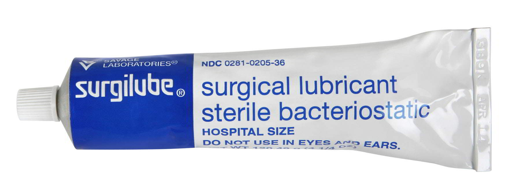 Surgilube Surgical Lubricant by Sandoz