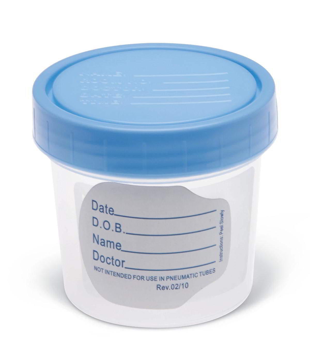 Basic Specimen Containers