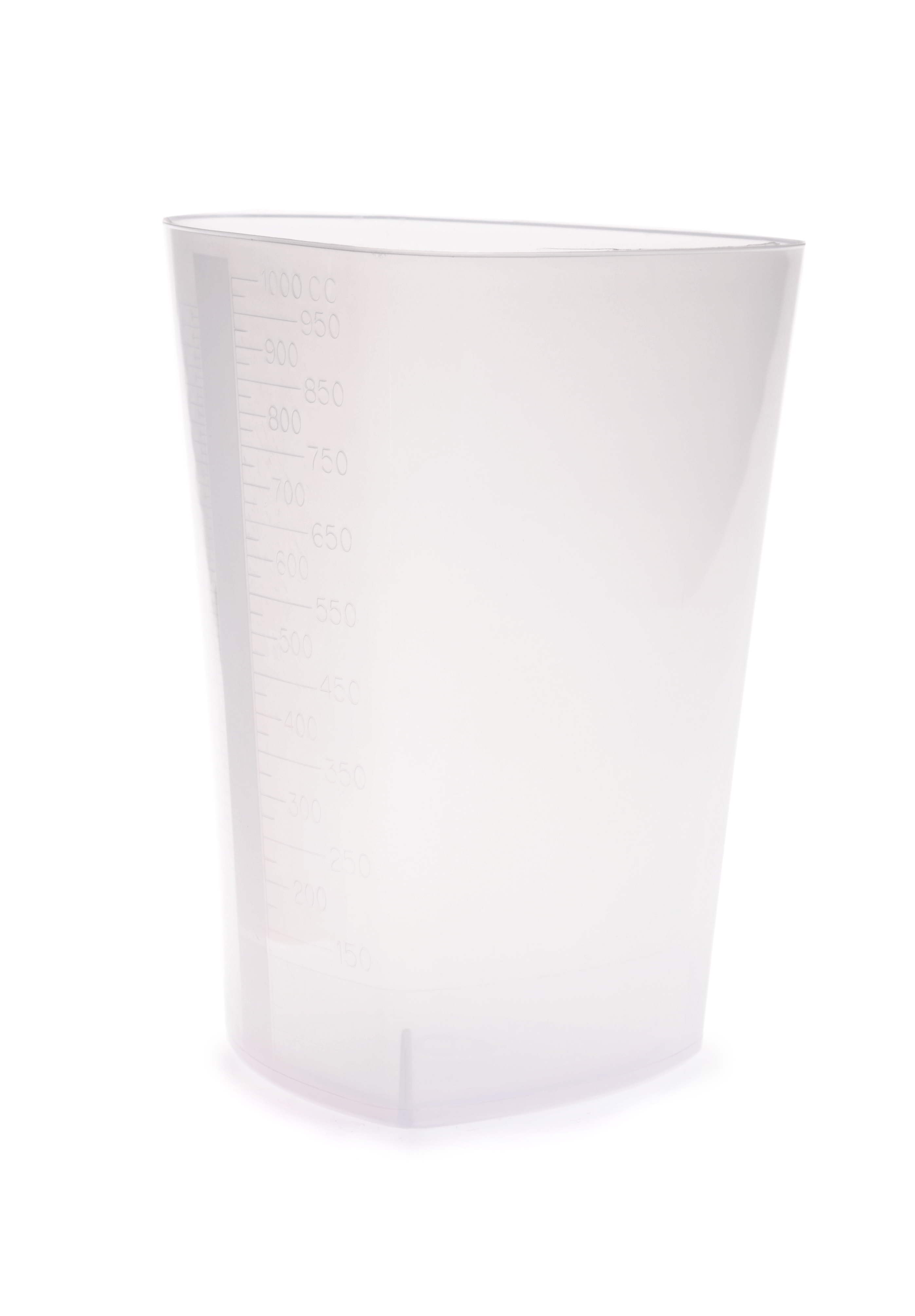 Polypropylene Intake/Output Containers