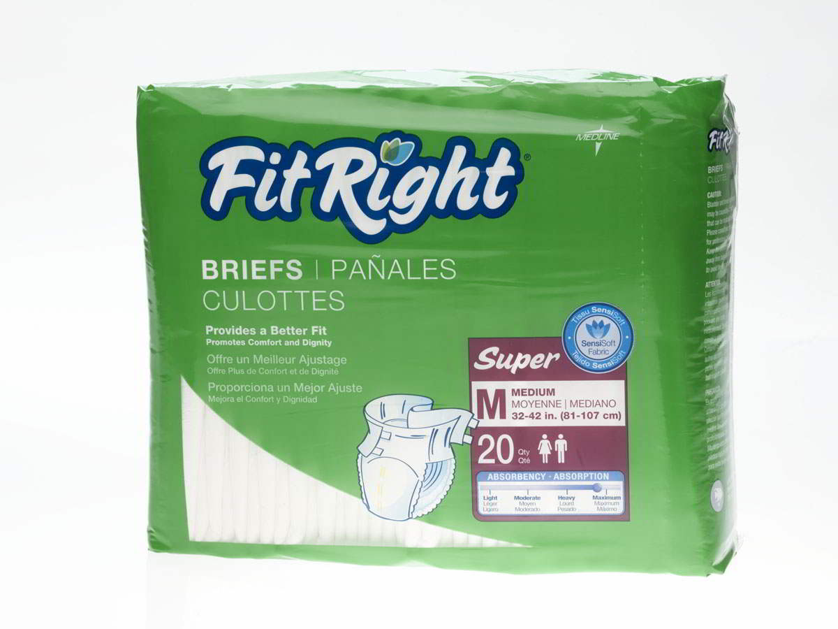 FitRight Super Brief