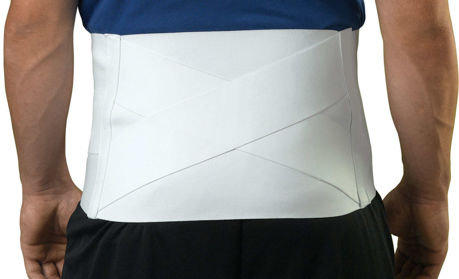 Criss-Cross Back Supports