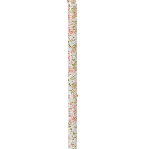 Small Base Quad Cane with Foam Rubber Hand Grip
