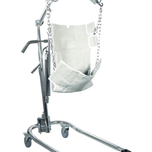 Hydraulic Patient Lift with Six Point Cradle